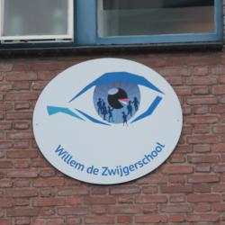 Gevelborden Willem de Zwijgerschool