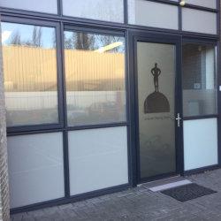 Hoofdingang 'Stevig staan' Dordrecht