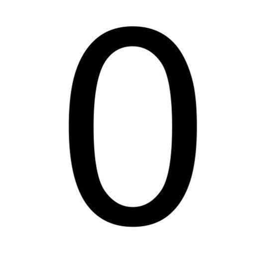 Nul - cijfer