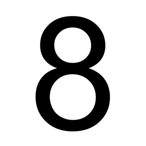 Acht - cijfer