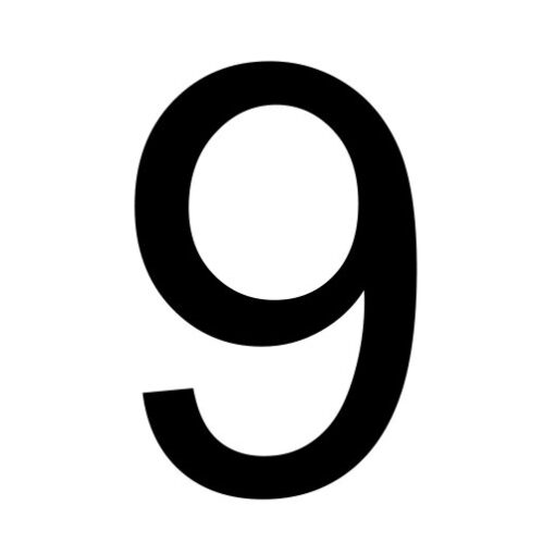 Negen - cijfer