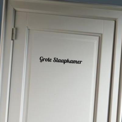 Ds Grote Slaapkamer