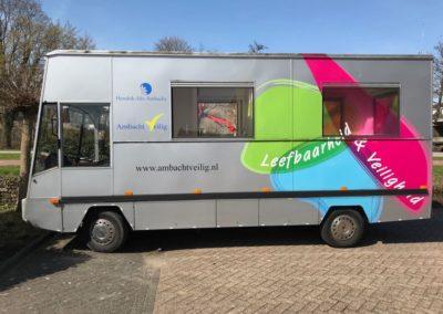 Wijkbus Gemeente Hendrik-Ido-Ambacht