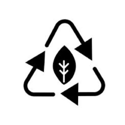 Compost - recyclesticker