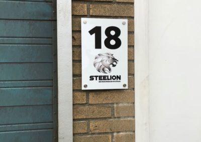 Huisnummerborden op maat