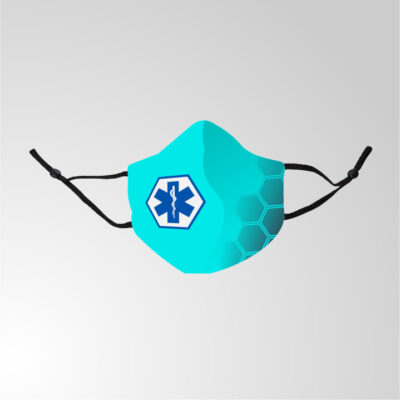 Mondkapjes Ambulance