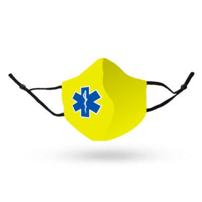 premium mondkapje ambulance