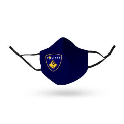 Mondkapjes politie