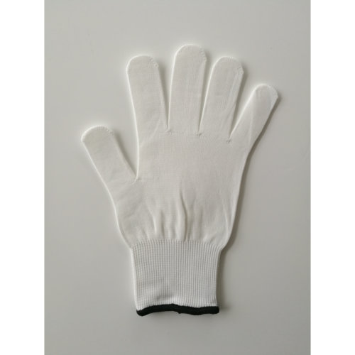 Handschoenen L - Wit
