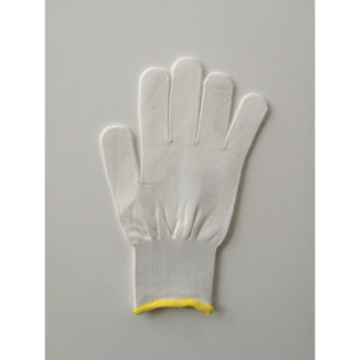 Handschoenen M - Wit
